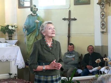 Aktorė G. Urbonaitė