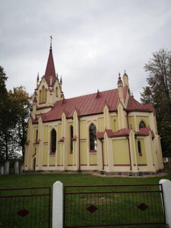 Šešuolėlių II bažnyčia