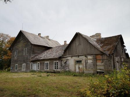 Šešuolėlių II buvusio dvaro ponų namas