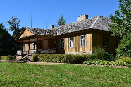 Buvusio Juodiškių dvaro ponų namas