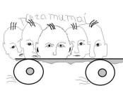 Raimondo Šalaševičiaus karikatūra