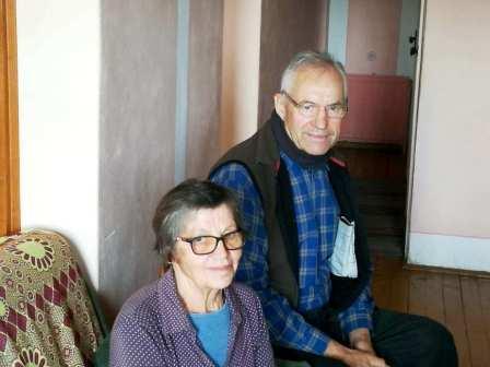 Liongina ir Algis Vinslovai