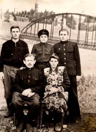 Brivinskų šeima