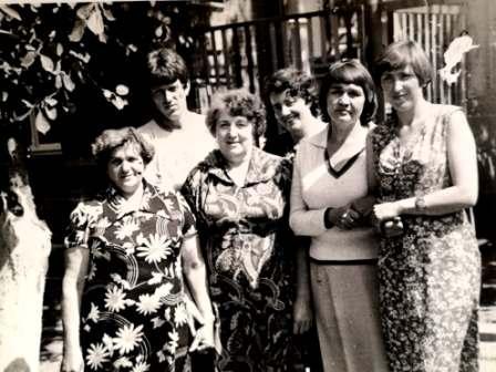 Taganroge Bronę aplankė mama ir sesuo