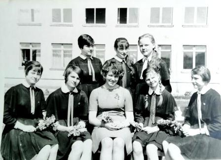 Irina ir mokiniai