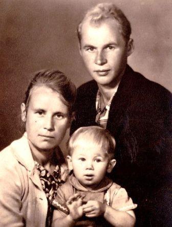 Margaritos ir Jono Dalinkevičių šeima