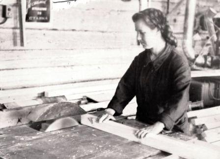 Praktika gamykloje Mor–Pasade 1960 m.