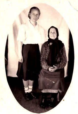 Margarita su močiute