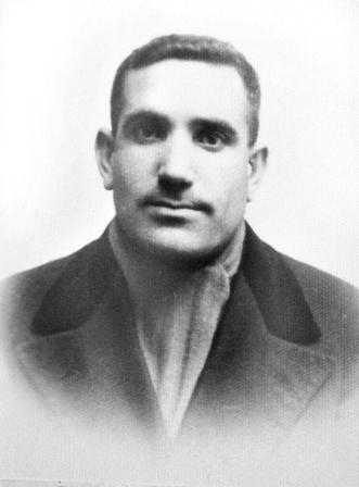 Vyties Kryžiaus kavalierius Silkineris Chaimas, 1933 m.
