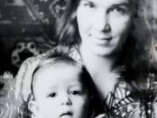 Tatjana Leonova su sūnumi Artiomu